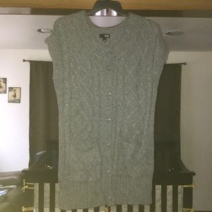 Women's Capped Sleeve Sweater